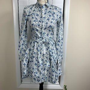 Polo by Ralph Lauren Longsleeve floral dress